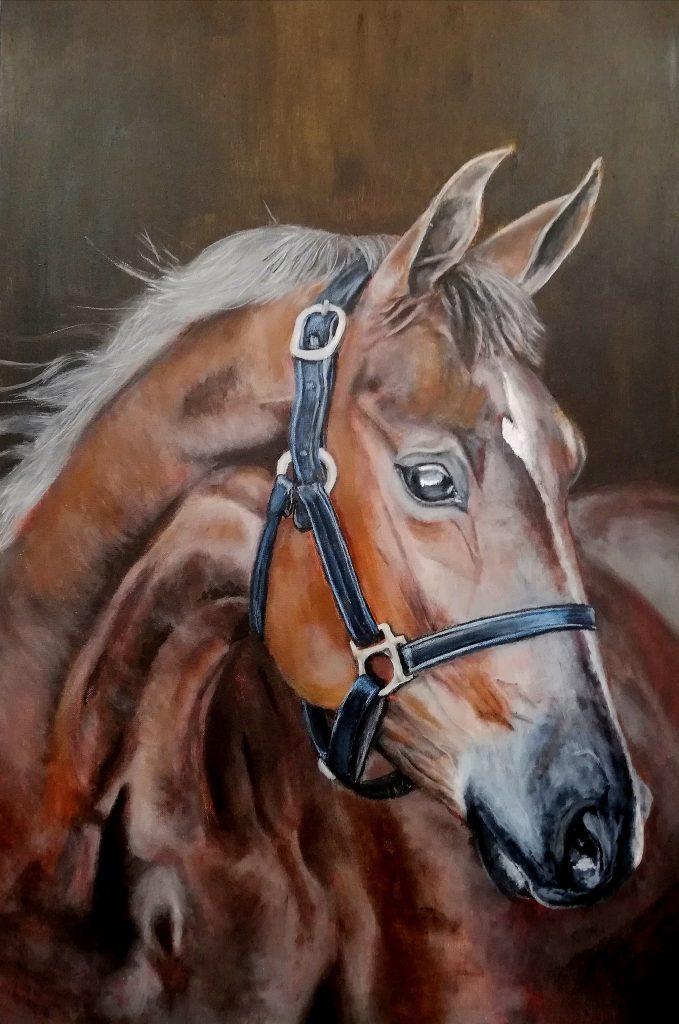 caballo, horse, cheval, art, artist, acrylic, arte equino, contemporaryart, artecontemporaneo, acrílico, hiperrealismo, hyperrealism